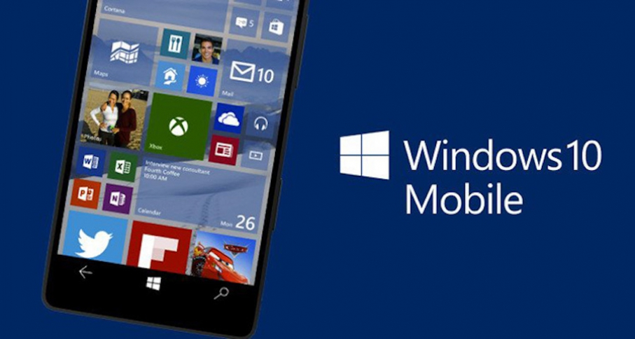 Móviles con Windows 10